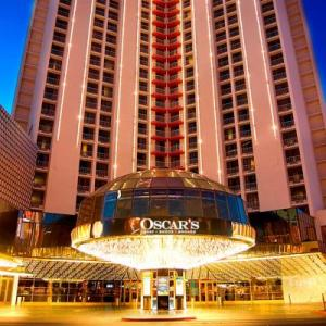 Hotels near Clark County Government Center Amphitheater - Plaza Hotel & Casino