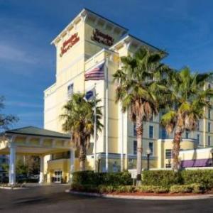 Jacksonville Metropolitan Park Hotels - Hampton Inn & Suites Jacksonville-Deerwood Park Fl