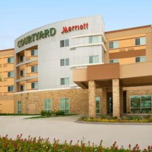 Courtyard By Marriott Houston Nw/290 Corridor