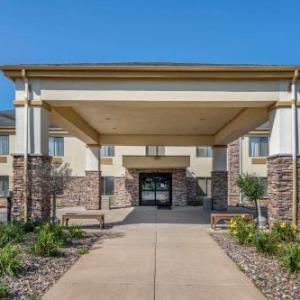 Comfort Inn & Suites Black River Falls I-94