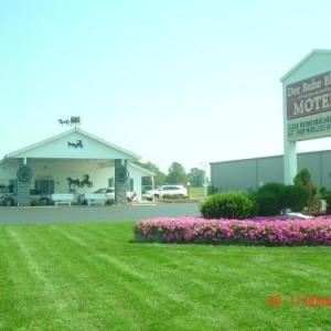 Shipshewana Event Center Hotels - Der Ruhe Blatz Motel