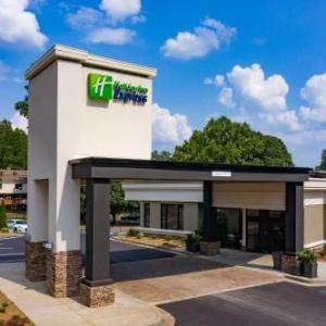 Hotels near 40 Watt Club - Holiday Inn Express Athens