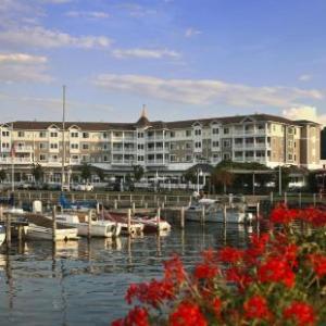 Hotels near Watkins Glen State Park - Watkins Glen Harbor Hotel