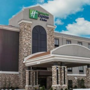 Holiday Inn Express And Suites Oklahoma City Southeast I-35