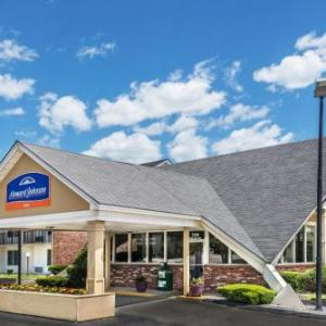 Howard Johnson Inn Bangor ME, 4401