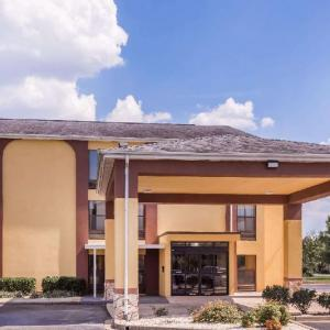 Howard Johnson by Wyndham Spartanburg - Expo Center