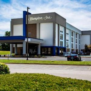 Hotels near Van Meter Hall - Hampton Inn Bowling Green