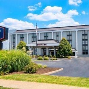 Hotels near Mesker Amphitheatre - Hampton Inn Evansville