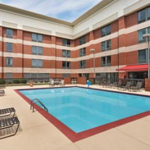 Hotels near James R. Hallford Stadium - Hampton Inn Atlanta-Stone Mountain