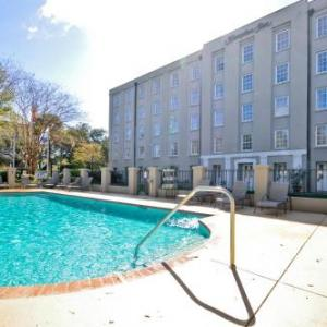 Charleston Visitor Center Hotels - Hampton Inn Charleston-Historic District
