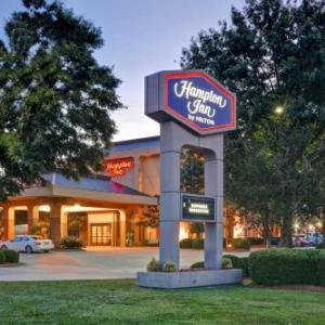 Hampton Inn Columbia-i-26 Airport Area