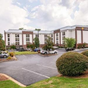 Hotels near Blind Horse Saloon - Comfort Inn Greenville - Haywood Mall