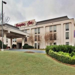 Hampton Inn Atlanta-town Center/kennesaw