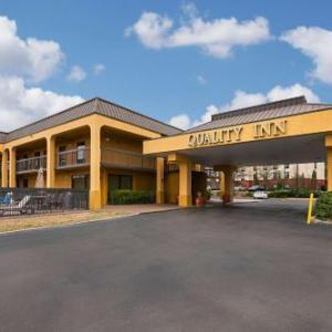 Quality Inn Birmingham/Irondale