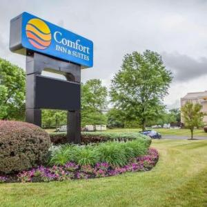 Garden State Exhibit Center Hotels - Comfort Inn & Suites Somerset
