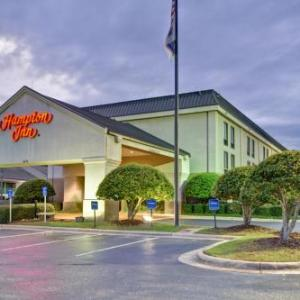 Hotels near Greater Gulf State Fairgrounds - Hampton Inn Mobile-I-10/Bellingrath Gardens