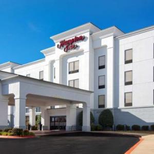 John McDonnell Field Hotels - Hampton Inn Fayetteville