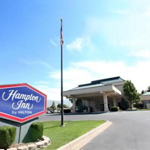 Hampton Inn Salt Lake City-North