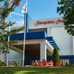 Hotels near Littlejohn Coliseum - Hampton Inn Clemson