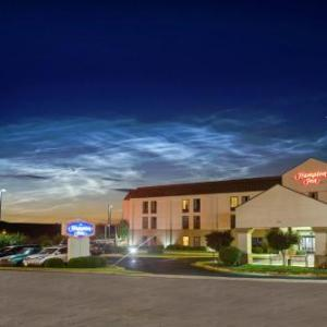 Hampton Inn Cullman