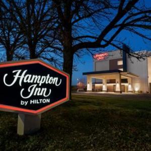 Hampton Inn Portland Airport OR, 97220