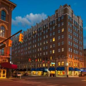 Irving Theater Indianapolis Hotels - Hampton Inn Indianapolis-Downtown