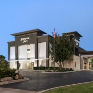Hampton Inn Oklahoma City I-40 East /Tinker AFB