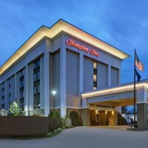 Hampton Inn Greenville Woodruff Road