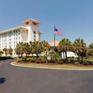 Hotels near Legends In Concert Myrtle Beach - Hampton Inn Myrtle Beach Broadway at the Beach