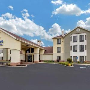 Manchester University Hotels - Comfort Inn & Suites Warsaw