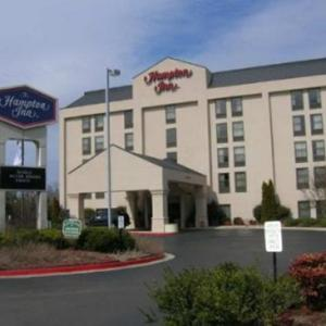 John Hunt Park Hotels - Hampton Inn Huntsville Arsenal/S Pkwy