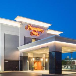 First National Bank Arena Hotels - Hampton Inn Jonesboro