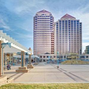 South Broadway Cultural Center Hotels - Hyatt Regency Albuquerque