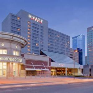 Hotels near Memorial Coliseum Lexington - Hyatt Regency Lexington