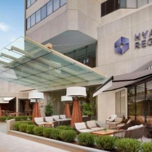Bourbon Hall Louisville Hotels - Hyatt Regency Louisville