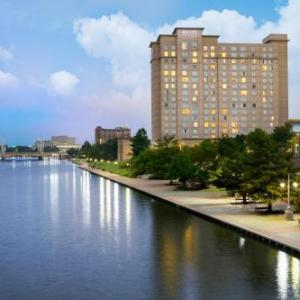 Hotels near Lawrence-Dumont Stadium - Hyatt Regency Wichita