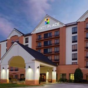 Coca-Cola Roxy Theatre Hotels - Hyatt Place Atlanta Galleria