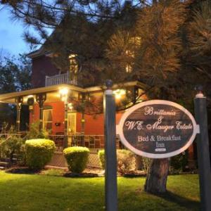 Sister Bar Albuquerque Hotels - Mauger Bed And Breakfast Inn