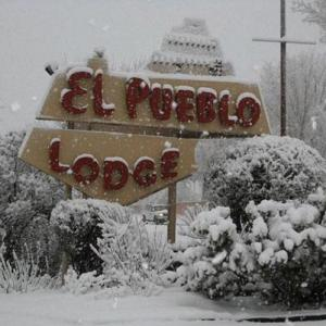 Hotels near Kit Carson Park Taos - El Pueblo Lodge
