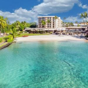 Hotels near Kealakehe High School - Courtyard by Marriott King Kamehameha's Kona Beach Hotel