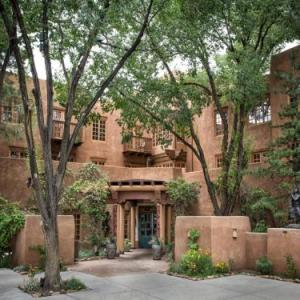 James a Little Theatre Hotels - Hotel Santa Fe The Hacienda & Spa