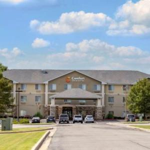 Memorial Auditorium Pittsburg Hotels - Comfort Inn And Suites - Pittsburg