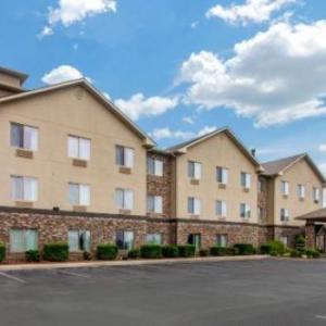 Hotels near Terrapin Hill Farm - Comfort Suites Danville
