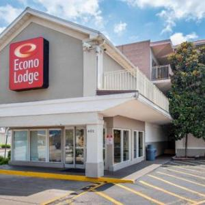 Louisville Waterfront Park Hotels - Econo Lodge Downtown
