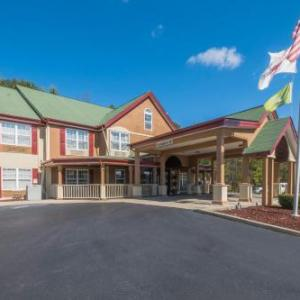The Corbin Arena Hotels - Country Inn & Suites Corbin