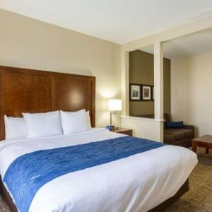 F.G. Clark Activity Center Hotels - Comfort Inn & Suites Baton Rouge Airport