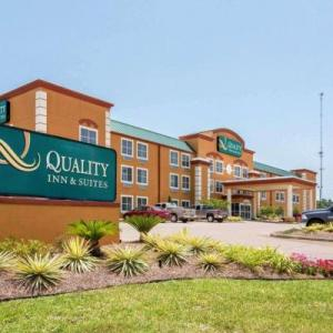 WL Jack Howard Theatre Hotels - Quality Inn And Suites