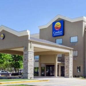 Castine Center Hotels - Comfort Inn & Suites Covington