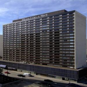 The Pyramid Cabaret Hotels - Place Louis Riel Suite Hotel