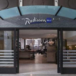 Hotels near The Carriageworks Leeds - Radisson Blu Hotel Leeds City Centre